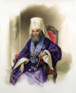 Святитель Филарет Московский о Таинстве Крещения