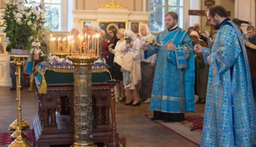 (ФОТО) Успение Пресвятой Владычицы Нашей Богородицы и Приснодевы Марии