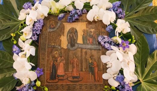 (ФОТО) Покров Пресвятой Владычицы нашей Богородицы и Приснодевы Марии