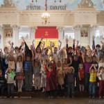 О работе Воскресной школы для детей