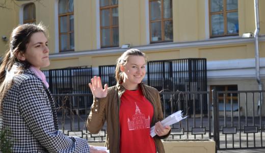 Общероссийская акция «Пасхальная весть»