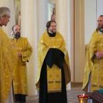Праздничная Божественная литургия в День Крещения Руси