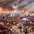 НАЧАЛО СРАЖЕНИЯ ЗА СМОЛЕНСК ВО ВРЕМЯ ОТЕЧЕСТВЕННОЙ ВОЙНЫ 1812 ГОДА