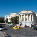 Реконструкция Большой Никитской улицы