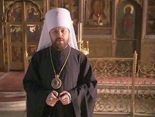 Митрополит Иларион Алфеев: «Евхаристия — сердцевина жизни христианина»