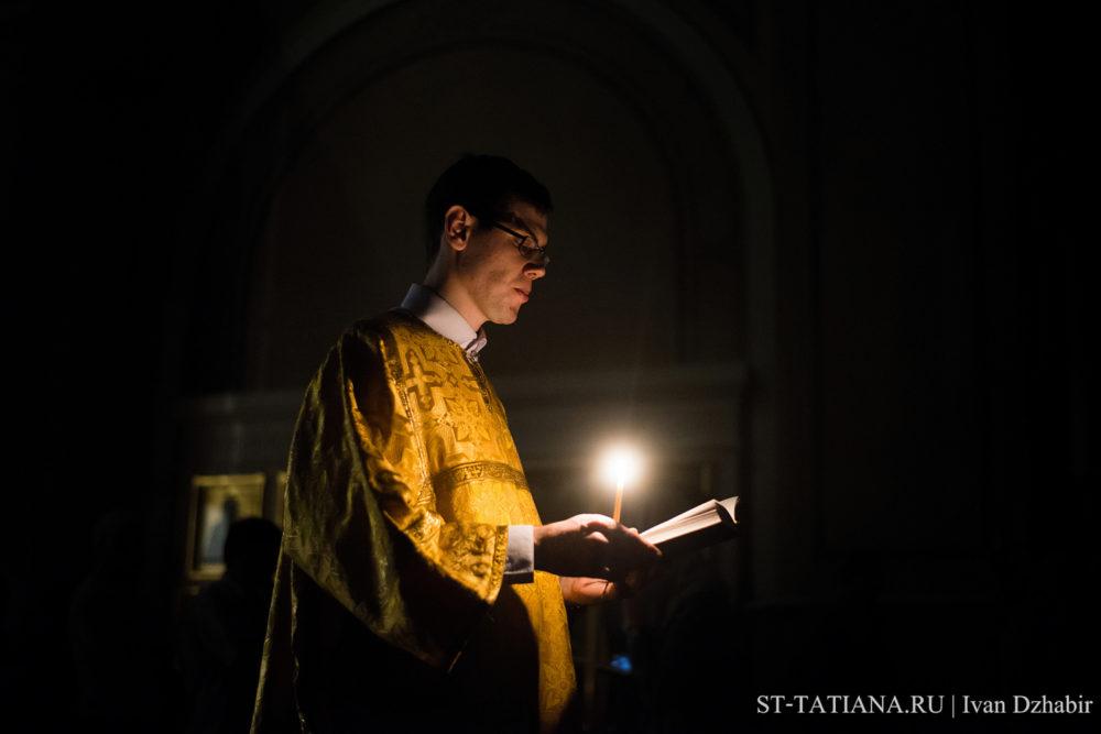 Почему гасят свечи во время службы в церкви