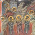 МУЧЕНИКИ АКИНДИН, ПИГАСИЙ И АНЕМПОДИСТ